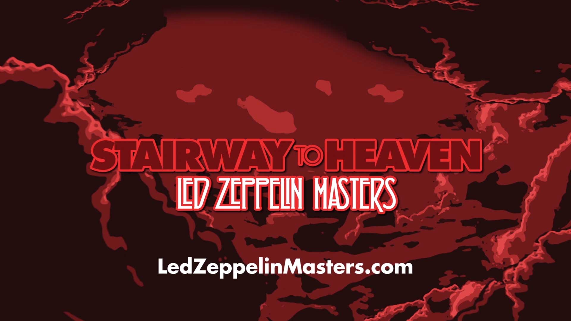 Led Zeppelin Masters TVC